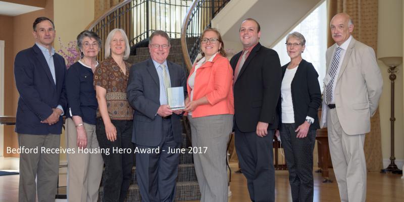 Bedford Housing Hero Award