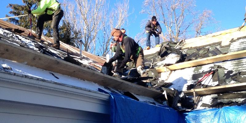 Roof Repair in Lexington
